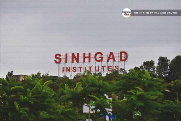 sinhgad institutes sign
