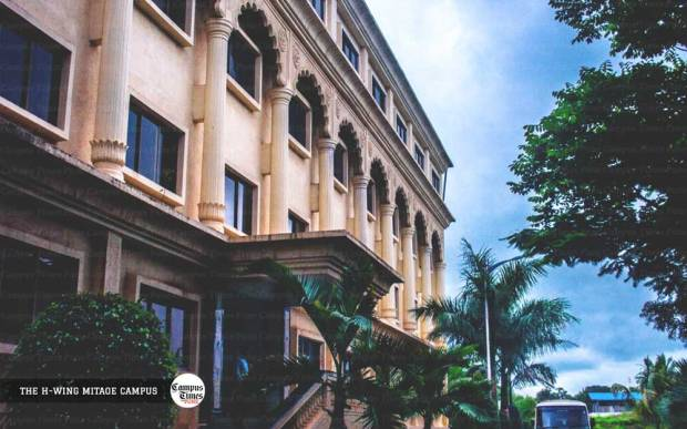 mit alandi campus images h wing building pune