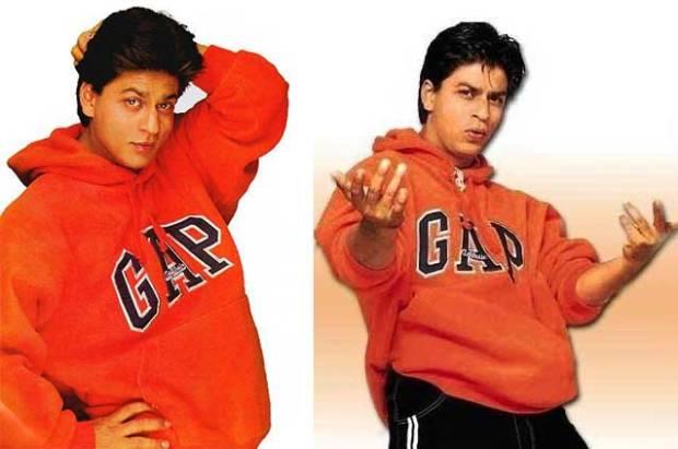 shahrukh-khan-wearing-gap-hoodie