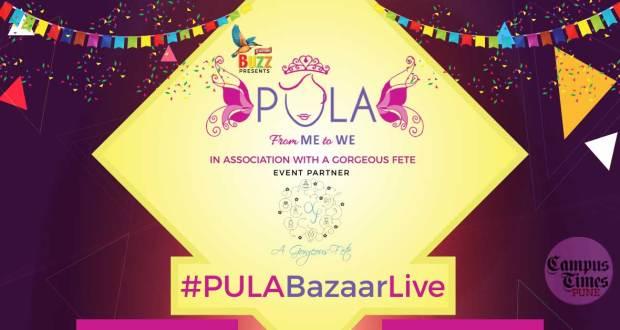 Pula-Bazaar-Balakrishna-Lawns campus times pune