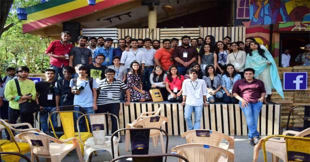 Attendees at Josh Talks Pune