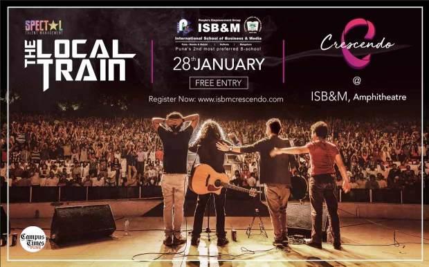ISBM-Crescendo-Cultural-Fest-Pune-2018-the-local-train
