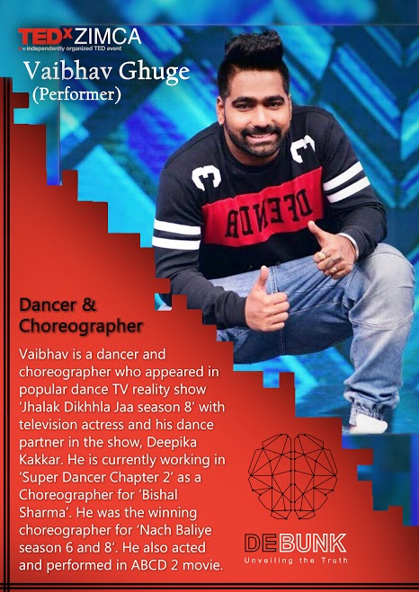 Vaibhav-Ghuge-at-TEDXZIMCA