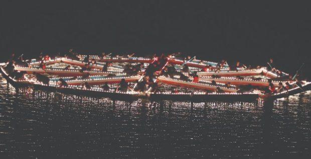 boat_formations_at _Regatta-COEP
