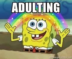spongebob-Adulting