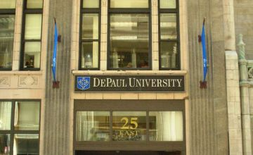 DePaul: Pro-Life Opinions Don't Matter