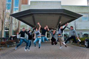 Stipendier möjliggör studieresa till Paris