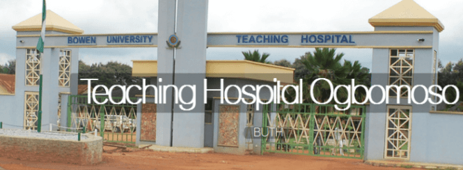 Image result for bowen university teaching hospital