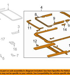 sunroof moonroof repair camry forums toyota camry forum 2003 camry sunroof wiring diagram [ 1500 x 1197 Pixel ]
