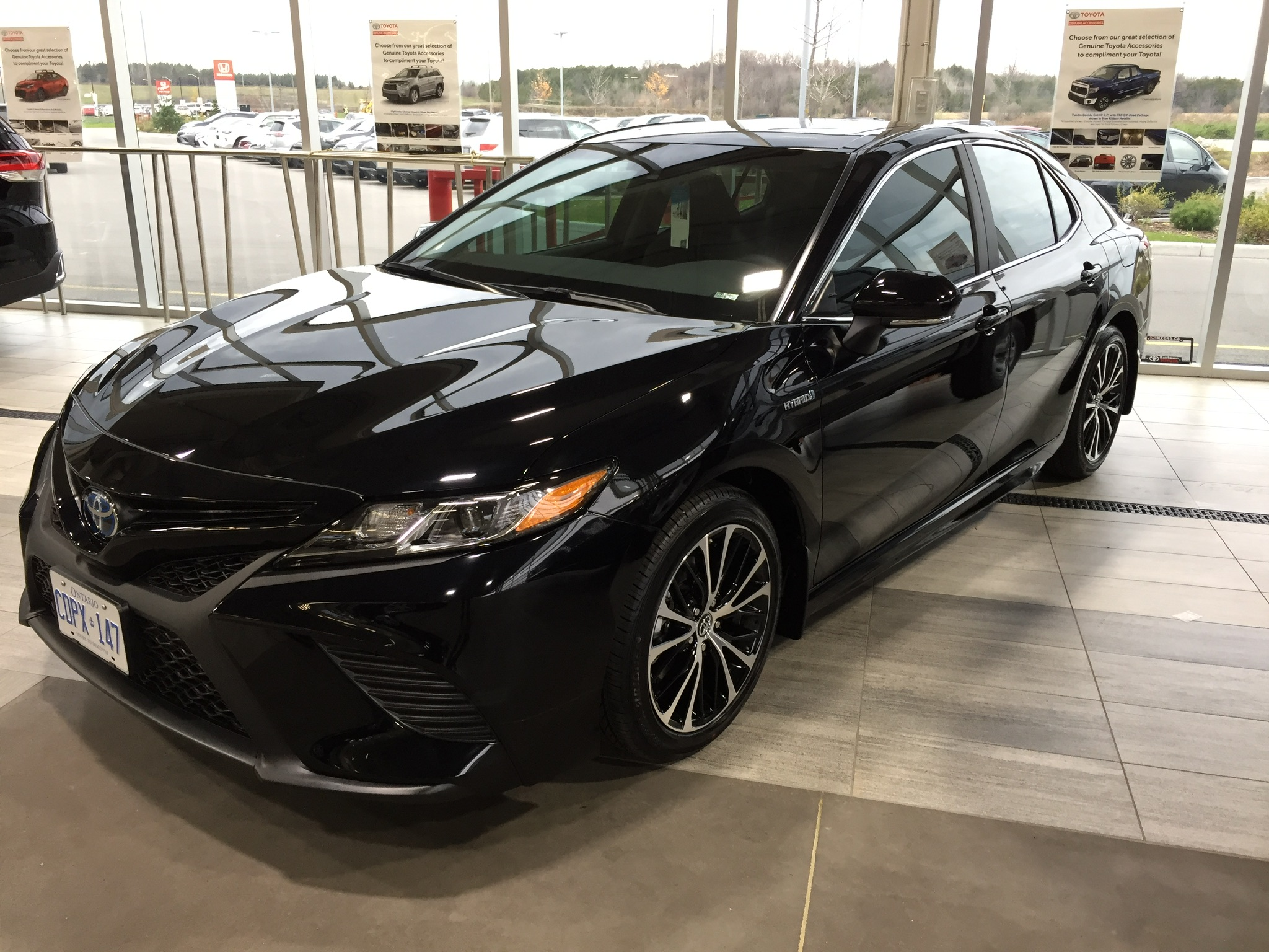 all new camry hybrid review toyota yaris trd specs 2018 se motavera
