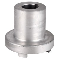 Semicupla aluminiu pompa hidraulica