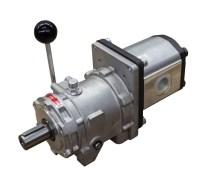 Cuplaj mecanic pompa hidraulica