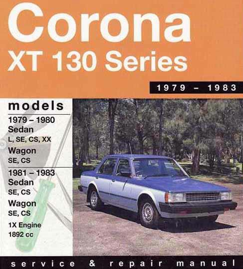 Repairmanuals Toyota Cressida 1979 Wiring Diagrams