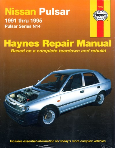 nissan pulsar wiring diagram for a double light switch 28 images haynes repair manual n14 n15 efcaviation com