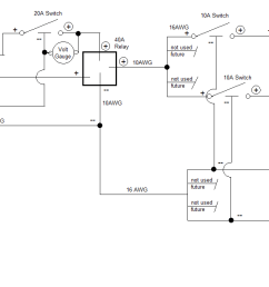 auxiliary switch wiring with diagram and pics can am atv forum on adp diagram  [ 1177 x 675 Pixel ]