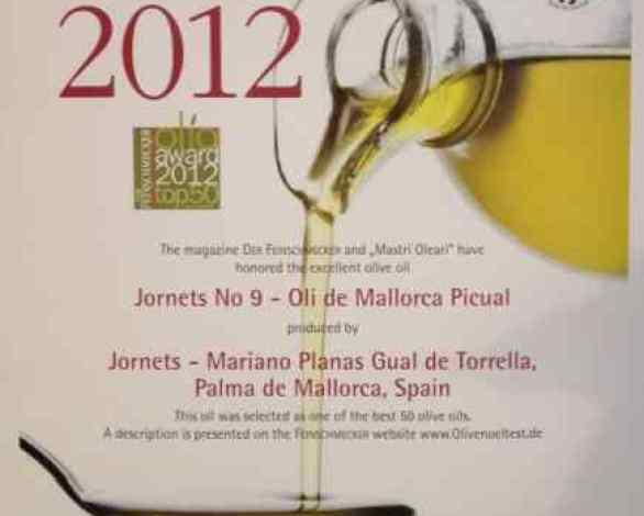 Jornets Olivenöl