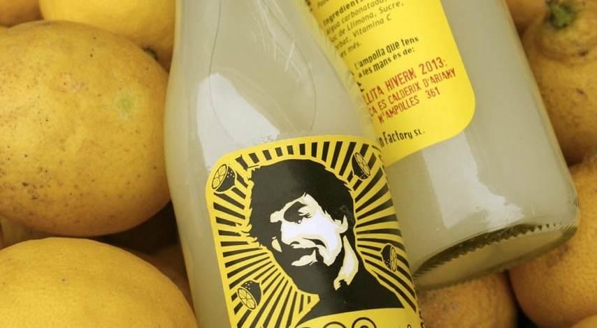 1. mallorquinische Zitronenlimonade