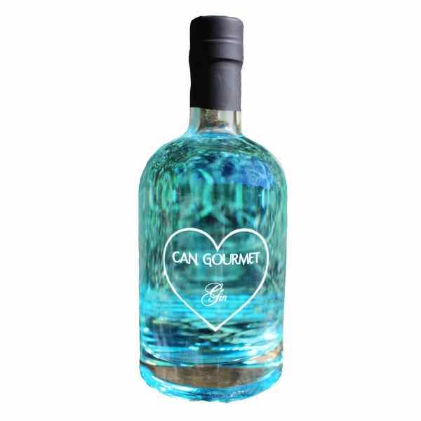 Can Gourmet Gin blau