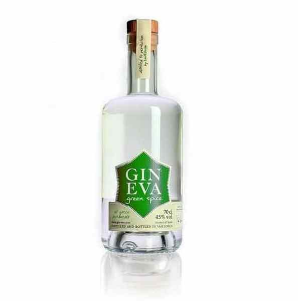 Special Edition Gin Eva Green Spices