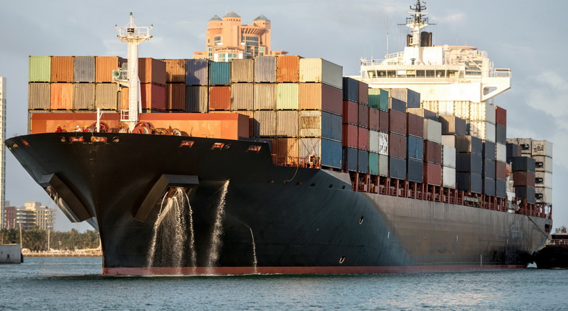 OCEAN FREIGHT FORWARDING - Canaan Transport Group