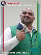 C. Julio Antonio Valencia McFarland, PVEM