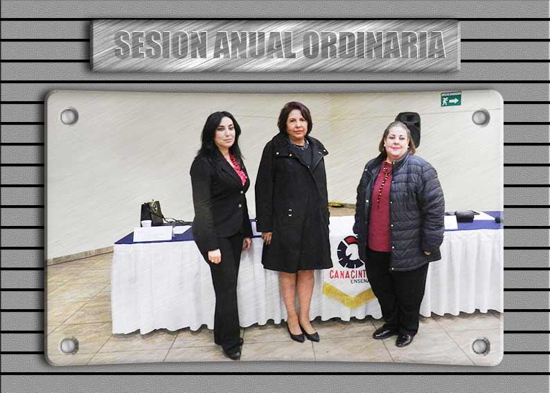 Amalia Vizcarra y Socorro Lomeli