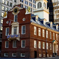 © Photo / Sandro Mathys - Old State House à Boston