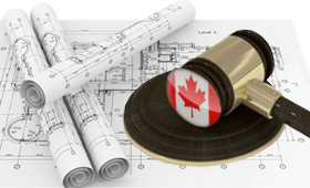 Kết quả hình ảnh cho CONSTRUCTION PROCESS OF LAW IN CANADA