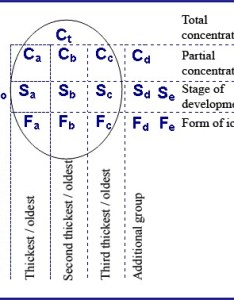 Diagram of the components egg code total and partial concentration stage also manual ice manice chapter canada rh