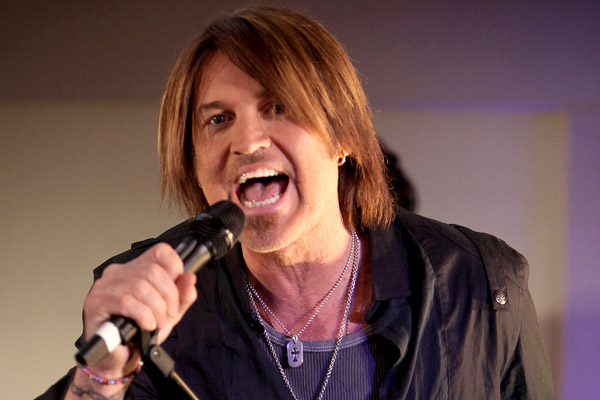 Country singer Billy Ray Cyrus was born August 25, 1961