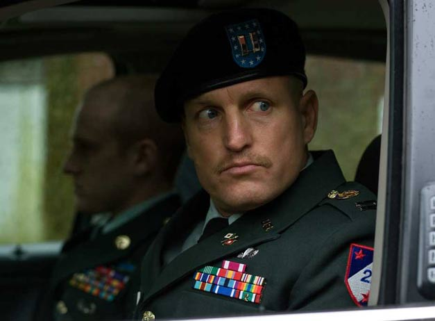 Actor Woody Harrelson born July 23, 1961