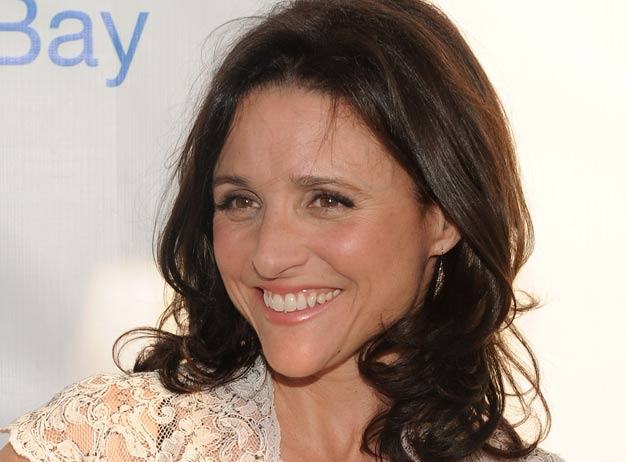 Seinfeld co-star Julia-Louis Dreyfus born January 13, 1961.