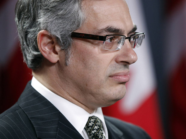 Conservative MP Tony Clement born January 27, 1961