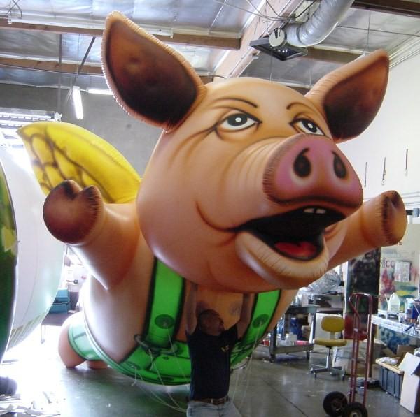 Custom Inflatable Advertising Canada  Canada Ad Balloons