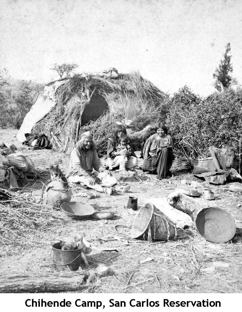 Warm Springs Apaches 1600 1890 - Caada Alamosa Project