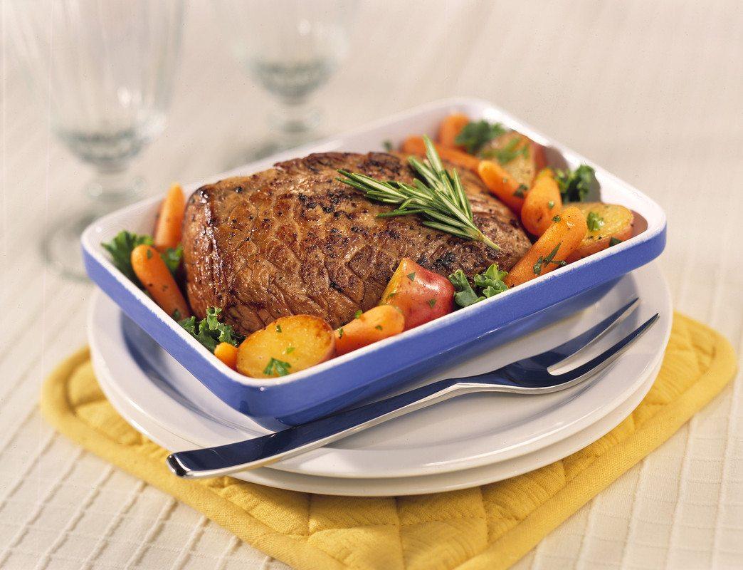 Rush-Hour Roast Beef Dinner | Canadian Beef