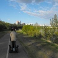 Photo Courtesy Edmonton Segway