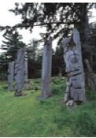 Ninstints photo: Tourism British Columbia