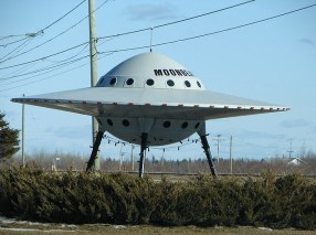 Moonbeam Ontario / Public domain photo