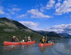 Nahanni photo courtesy Northwest Territories Tourism