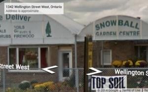 Snowball Ontario