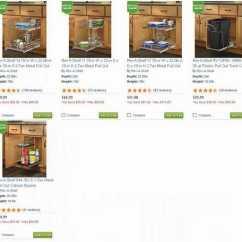 Lowes Kitchen Cabinets Sale Premium Manufacturers 5款rev A Shelf Cabinet Organization橱柜拉架半价特卖包邮 仅限今日 仅限