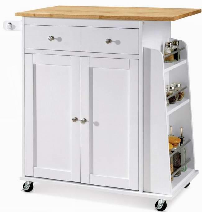 portable kitchen cart lantern pendant light for michigan 厨房推车89 99元特卖 加拿大打折网