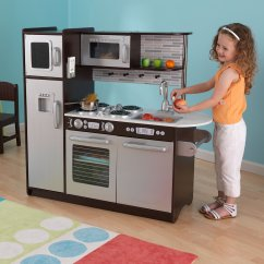 Kid Craft Kitchen How Much Does It Cost To Replace Cabinets 美国亚马逊高分评价 Kidkraft 仿真儿童厨房玩具套装170 99元特卖 原价