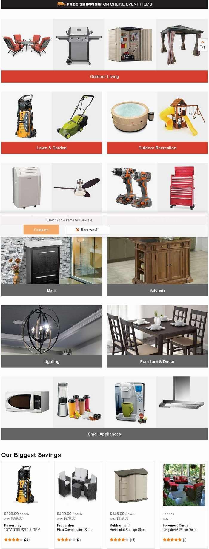 outdoor kitchen bbq kits table for 8 home depot 国庆特卖 精选大量户外家具 bbq烧烤炉 工具棚 凉棚 割草 工具