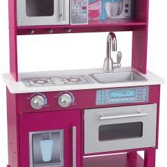Kids Kitchen Toys Unique Gadgets 历史新低 Kidkraft Gracie 仿真儿童厨房玩具5 3折96 71加元限时特卖并包 71加元限时特卖