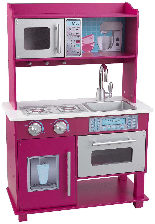 kid craft kitchen floor mat 历史新低 kidkraft gracie 仿真儿童厨房玩具5 3折96 71加元限时特卖并包 71加元限时特卖