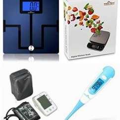 Kitchen Weight Scale Finance Cabinets 金盒头条 精选6款easy Home 智能蓝牙体重秤 厨房秤 血压计 数字式