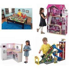 Kidkraft Toy Kitchen Lights Hanging 历史新低 精选20款kidkraft 玩具娃娃屋 儿童仿真厨房 火车玩具桌