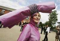 Ascot hires fashion police to ensure sartorial decorum